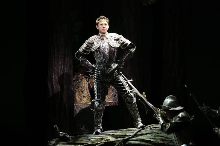 """""""Prince Topher"""" (Charming) in Cinderella"""