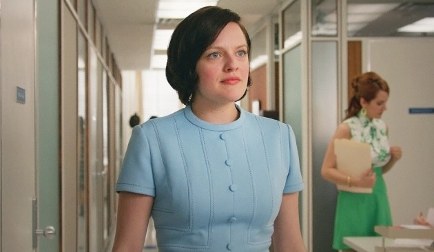ElizabethMoss in Mad Men