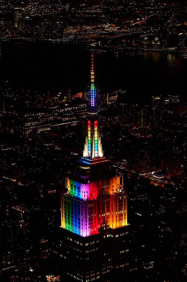 EmpireStateBuildinggay
