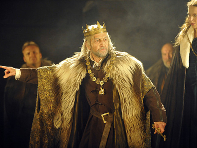 King Lear at Brooklyn Bridge Park