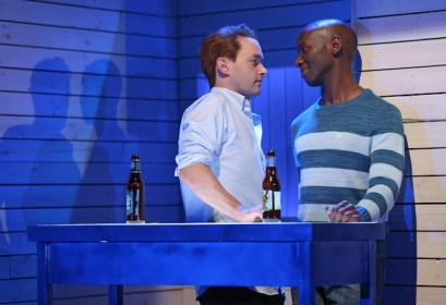 Scene 4 Drinks and Desire: Jesse Pennington and Phillip James Brannon