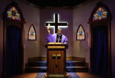 Scene 2 Dreamin in Church: Lance Coadie Williams