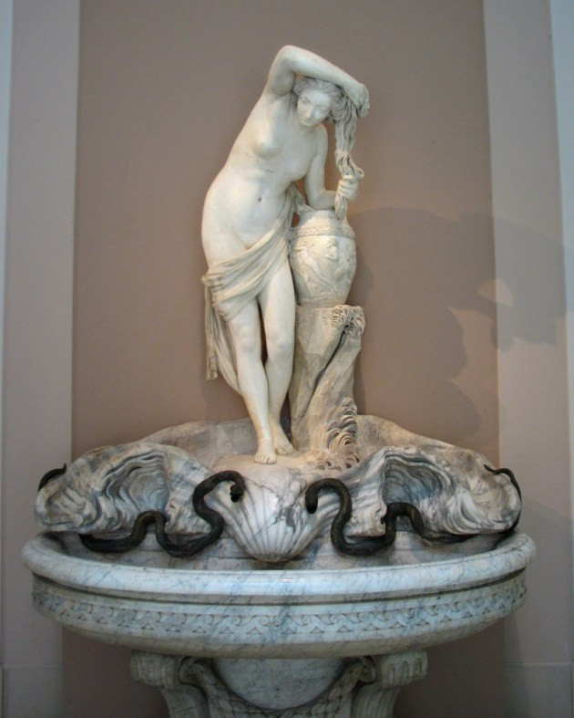 Fountain of Desire by Louis-Claude Vasse