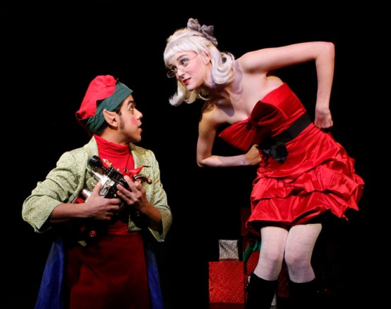 Looking at Christmas at The Flea Theater