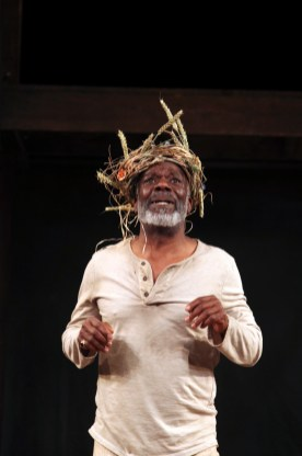 King Lear. Violence on stage is not new.