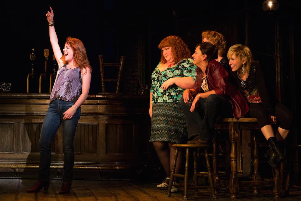 Rachel Tucker, Shawna M Hamic, Sally Ann Triplett, Leah Hawking, Dawn Cantwell