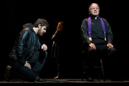 Michael Esper and Fred Applegate