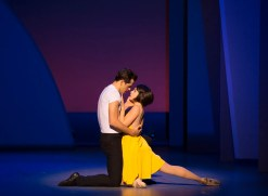 An American in Paris Robert Fairchild and Leanne Cope