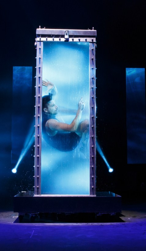 Illusionists, The: ? Witness the ImpossibleMarquis Theatre