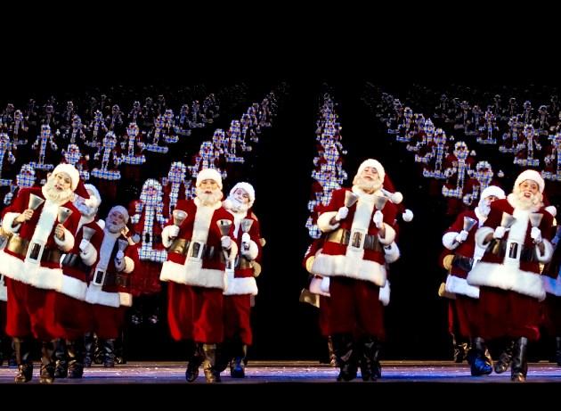 Broadway Christmas Spectacular