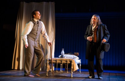 Elephant Man, The Booth Theatre