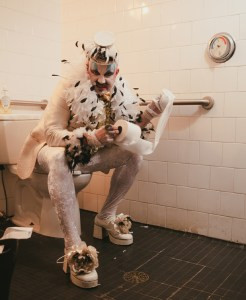 Dandy Darkly's Pussy Panic, at Frigid 2015