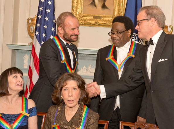 2014 Kennedy Center Honors Gala Dinner
