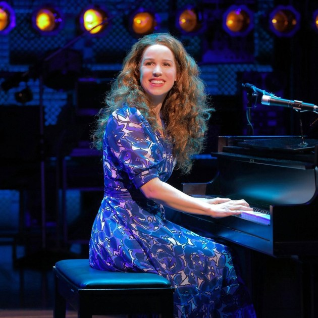 Chilina Kennedy as Carole King