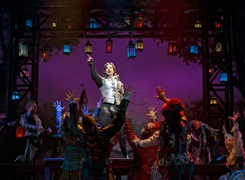 Something Rotten!St. James Theatre