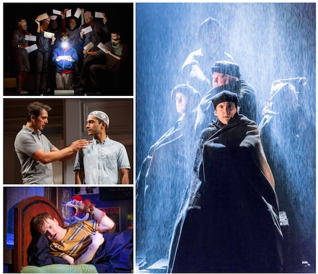 2015 Tony nominations for best play