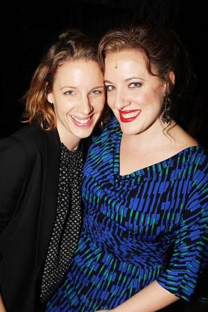 Jessie and Abby Mueller