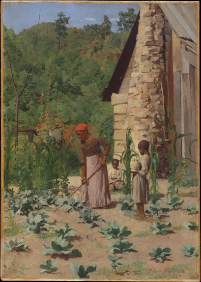 1. The Way They Live by Thomas Anshutz (1879)