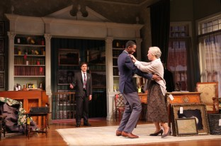 Joe Paulik, Gabriel Brown, Maureen Anderman in Love and Money