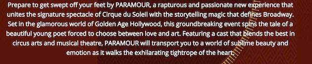 Paramourtext