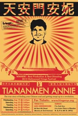 Tiananmen Annie