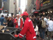 Broadway Flea sanitation