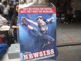 BroadwayFlea Newsies