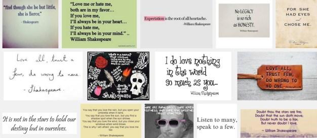 Shakespeareswords