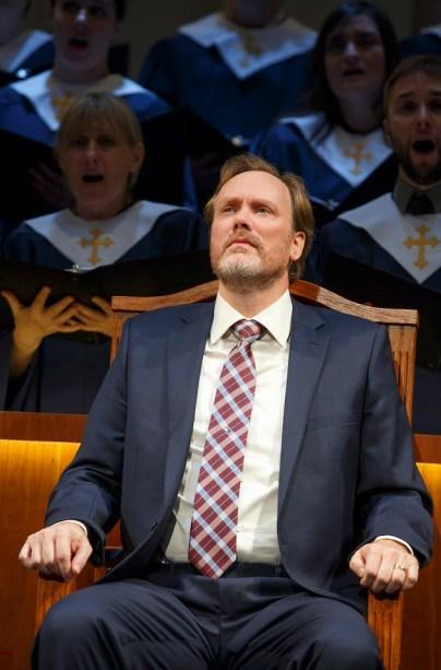Andrew Garman as Pastor Paul