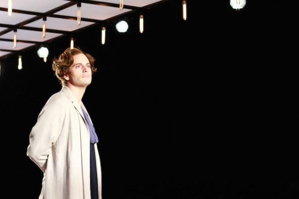 "Wayne Wilcox as Einar/Lili in ""Sommerfugl"""
