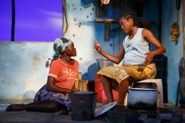 Lupita Nyong'o and Pascale Armand