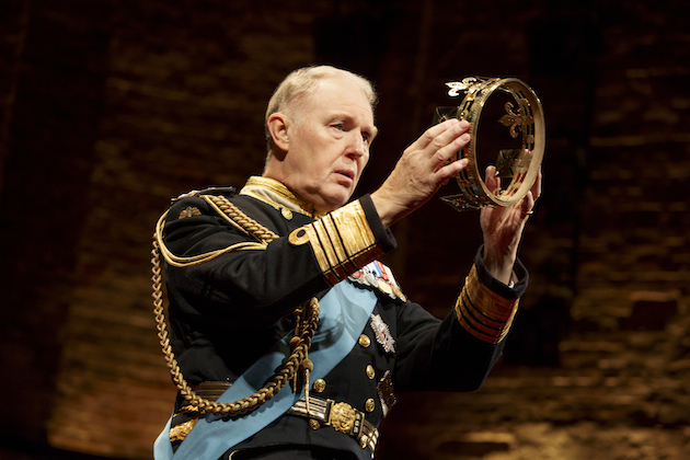 King Charles III Music Box Theatre