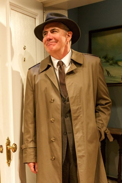 Kevin O'Rourke as Mr. Sunderson