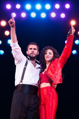 1-2716_Josh Segarra and Ana Villafañe as Emilio and Gloria Estefan in ON YOUR FEET! (c) Matthew Murphy