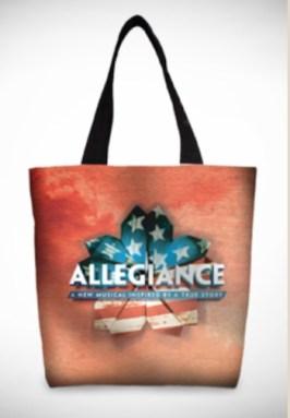 Allegiance tote bag