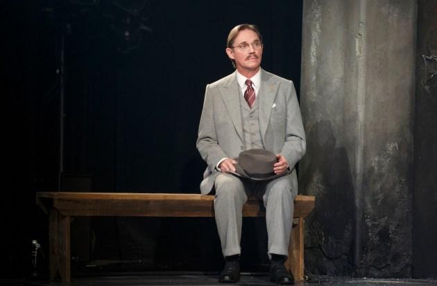 Richard Thomas as an Austrian Prince in Arthur Miller's Incident at Vichy