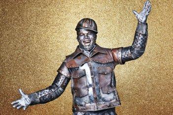 Ne-Yo as Tinman -- (Photo by: Paul Gilmore/NBC)