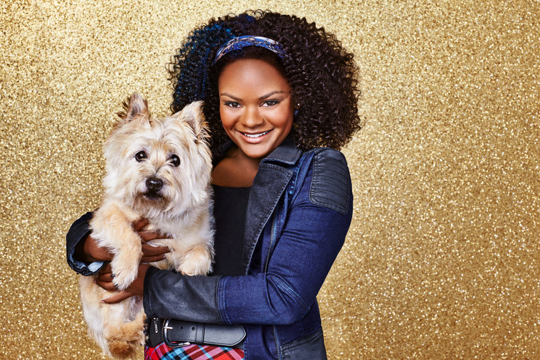 Shanice Williams as Dorothy -- (Photo by: Paul Gilmore/NBC)