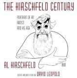 coffee table book about theater illustrator Al Hirschfeld