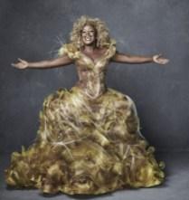 Uzo Aduba as Glinda, Good Witch of the South