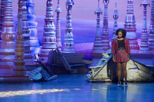 THE WIZ LIVE! -- Pictured: Shanice Williams as Dorothy -- (Photo by: Virginia Sherwood/NBC)