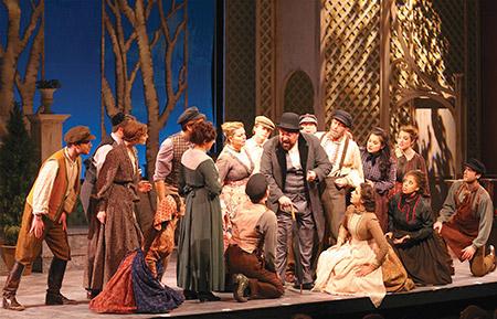 The Golden Bride Review Step Aside Fiddler New York