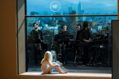 Sophia Anne Caruso and band
