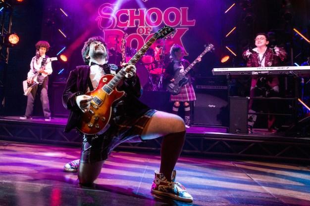 School of Rock 1 Alex Brightman