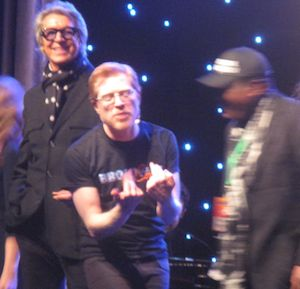 Tommy Tune, Anthony Rapp, Ben Vereen