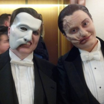 The Phantoms of the Opera