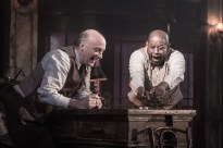 Hughie 3 Frank Wood, Forest Whitaker Dice - Photo by Marc Brenner