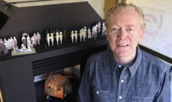 Set designer Bob Crowley