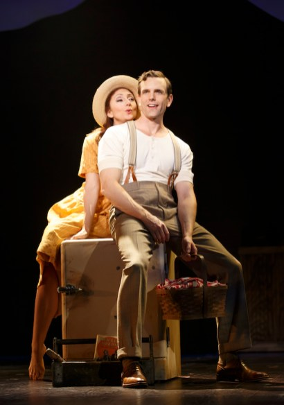 Bright Star Banjos On Broadway Review Pics Video New York Theater