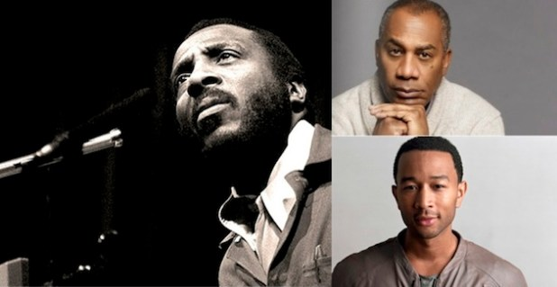 Turn Me Loose, play by Gretchen Law about Dick Gregory, starring Joe Morton, produced by John Legend